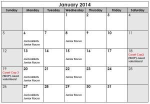 Calender Jan2014